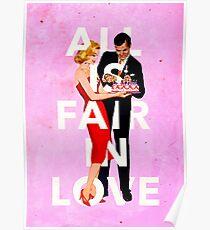 All Is Fair In Love Poster