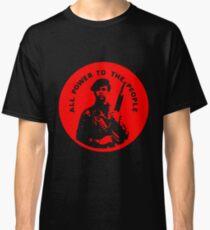 Alle Macht an die Menschen Classic T-Shirt