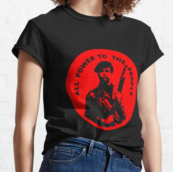 ALL POWER TO THE PEOPLE Classic T-Shirt
