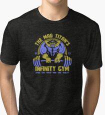 Thanos Gym Tri-blend T-Shirt