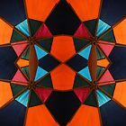Beach Umbrella by Sue Duda