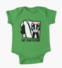 DON'T BLAME THE SKUNK Kids Clothes