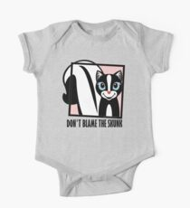 DON'T BLAME THE SKUNK One Piece - Short Sleeve