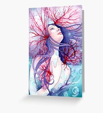 Soul of the Siren Greeting Card