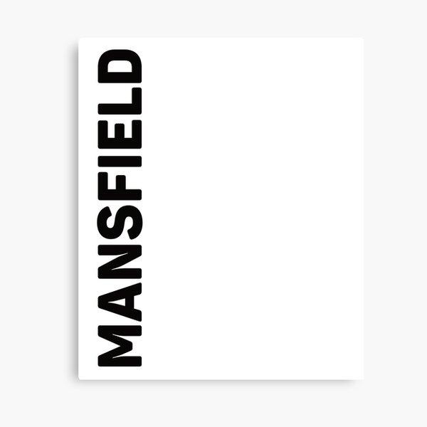 Mansfield Canvas Print