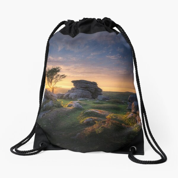 Defiant Drawstring Bag