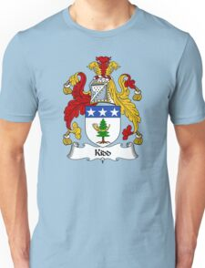 Kidd Coat of Arms / Kidd Family Crest Unisex T-Shirt