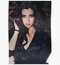 Lauren Jauregui-Kode Mag Poster