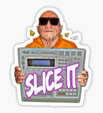 SLICE OR DIE Sticker