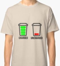 CHARGED - UNCHARGED Classic T-Shirt
