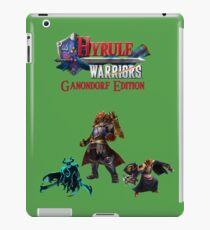 Hyrule Warriors Ganondorf Edition iPad Case/Skin