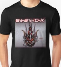 Static-x Slim Fit T-Shirt