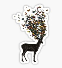 Wild Nature Sticker