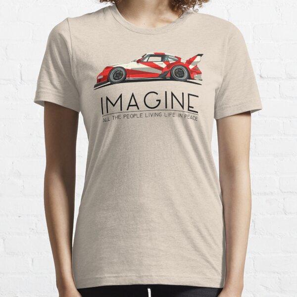 racing the rising sun Essential T-Shirt