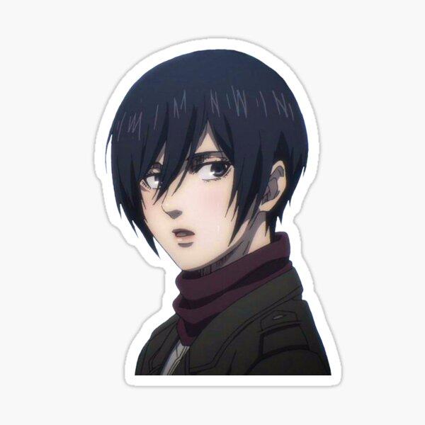 Mikasa adulto Pegatina