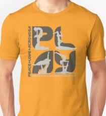 P+L+AY Square Poses T-Shirt