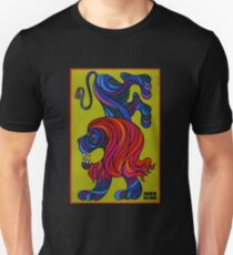 Cyrk - Circus Lion in Poland Unisex T-Shirt