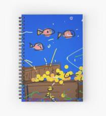 Treasure Spiral Notebook