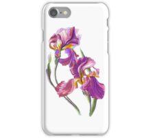 Irises-1 iPhone Case/Skin
