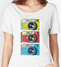 3 Leica M9s Women's Relaxed Fit T-Shirt