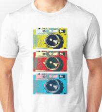 3 Leica M9s T-Shirt