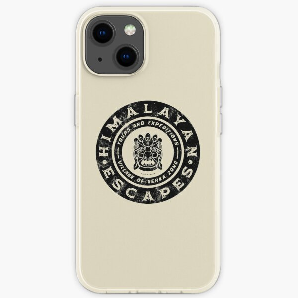 Himalayan Escapes (Expedition Everest) Alternate - Theme Park Series iPhone Soft Case