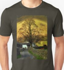 Tree at Wasdale Head Unisex T-Shirt