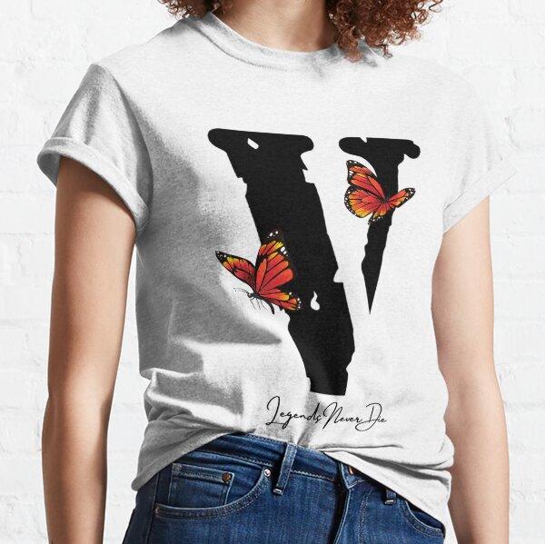 VLone Legends ne meurt jamais T-shirt classique