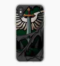 Dark Angels Armor iPhone Case