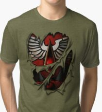 Blood Angels Armor Tri-blend T-Shirt