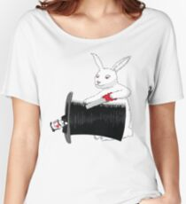 Rabbit vs. Magician Women's Relaxed Fit T-Shirt