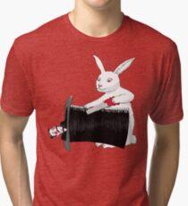 Rabbit vs. Magician Tri-blend T-Shirt