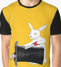 Rabbit vs. Magician Graphic T-Shirt