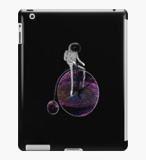 PENNY FARTHING SPACE CYCLE iPad Case/Skin