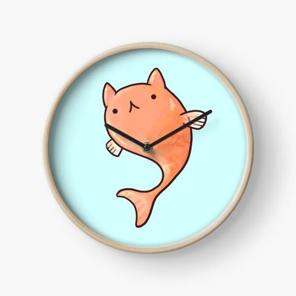 Catfish Clock