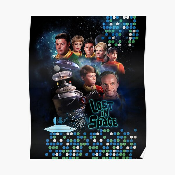 LOST IN SPACE SEASON 2 Poster