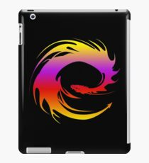 Colorful dragon - Eragon iPad Case/Skin
