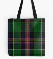 00504 Allison (MacGregor - Hastie) Tartan  Tote Bag