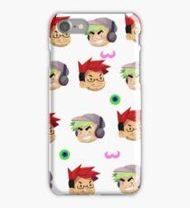 Markiplier-Jacksepticeye  iPhone Case/Skin