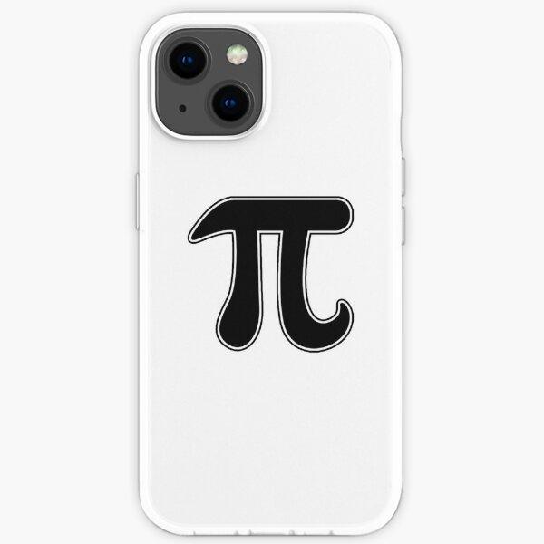Pi Day Pi Symbol  iPhone Soft Case