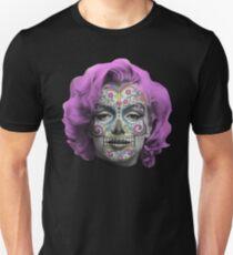 Marilyn Sugarskull Unisex T-Shirt