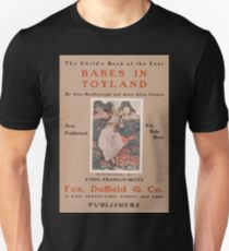 Artist Posters Babes in toyland by Glen MacDonough and Anna Alice Chapin 0425 T-Shirt
