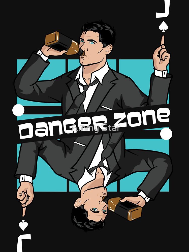 Jack DangerZone! | Unisex T-Shirt