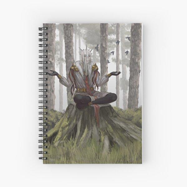 The Pilgrims Were Never Seen Again Spiral Notebook