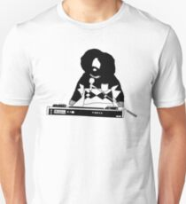 Reggie Watts T-Shirt from Comedy Bang Bang! Unisex T-Shirt