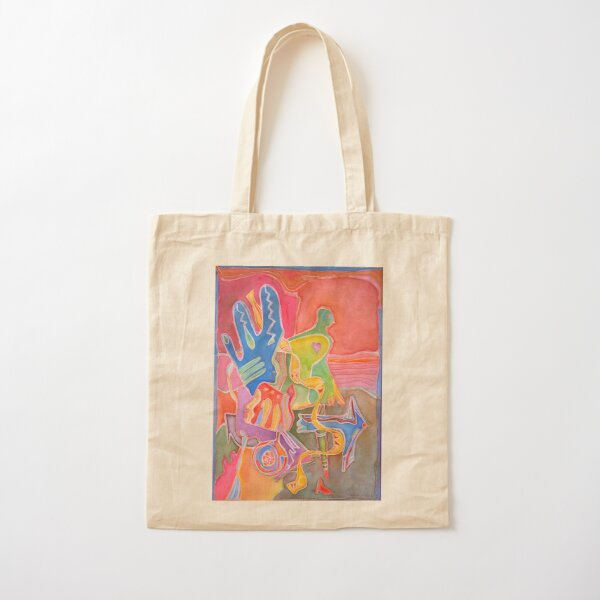 What is love  Cotton Tote Bag