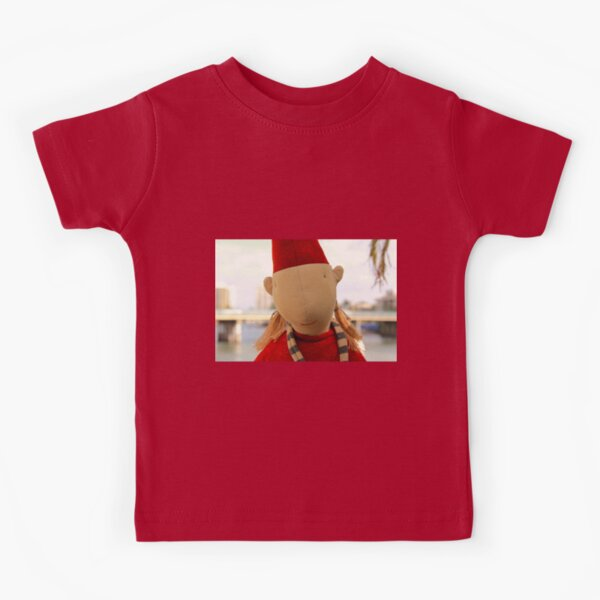 Red Elf Kids T-Shirt
