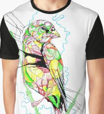 Abstract Bird 01 Graphic T-Shirt