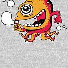 bubble Beast by jumpy