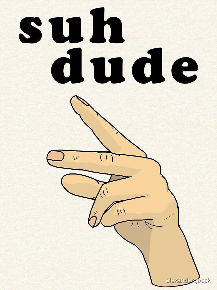 Suh Dude meme   Letras negras de alexandergbeck